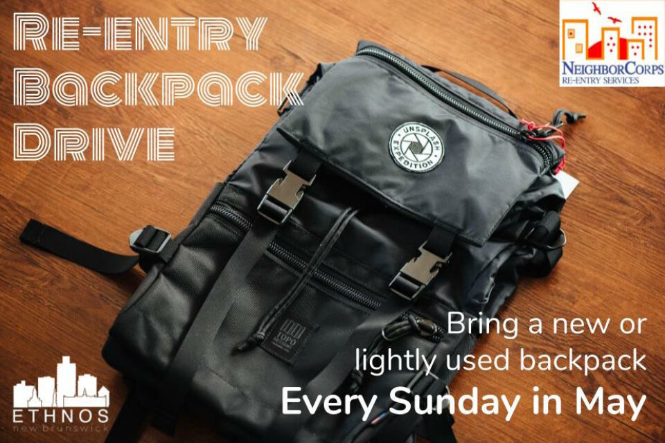 Re-Entry Backpack Drive