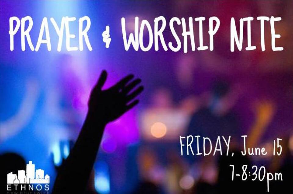 Prayer and Worship, June 2018