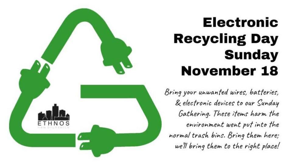 E-Recycling, November