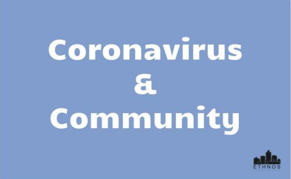 Coronavirus & Community